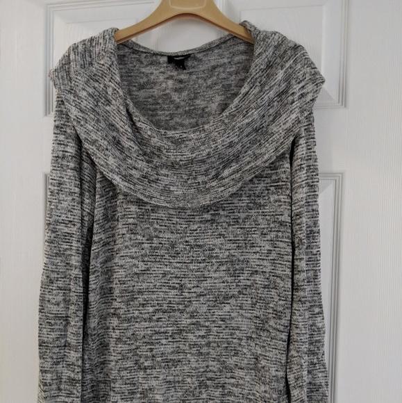 Massimo Sweaters Will Be Donated Heather Grey Sweater Poshmark